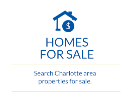 Charlotte Homes for Sale Icon